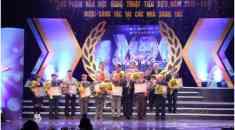 """Lễ công bố """"Các tác phẩm và công trình văn học nghệ thuật"""" tại Nhà hát Lớn Hà Nội - Quốc Hội TV"""